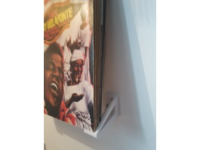 Vinyl LP Record Wall Mount