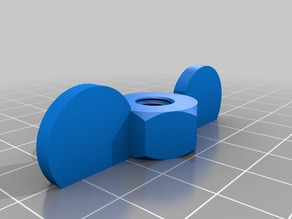 wingnut  for Anet A8 spool holder