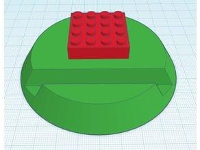 LEGO Phone Dock