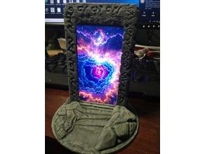 Smart Phone Magic Portal Prototype