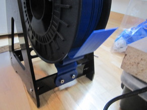 keep filament in place spring