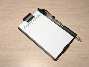 Small Notepad Holder
