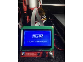 LCD 12864 RepRap Discount Anet A8 Adapter