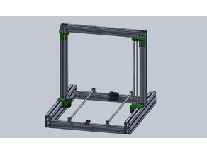 PrinterXL - some parts for big printer