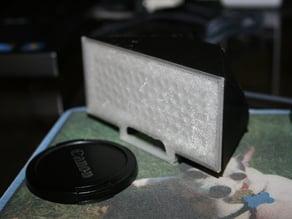 SLR Flash Diffuser