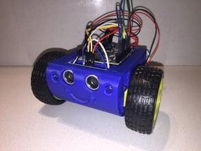 MR - 1 : Single Piece Robot
