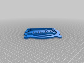Anet A8 raspberry case for electronics box - octopie octoprint server