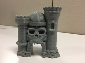 Castle Grayskull by DiMarzio Remix for Fish Tank