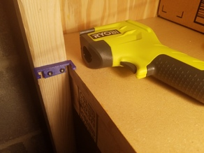 Ryobi Wall Mount Infared Thermometer Holster