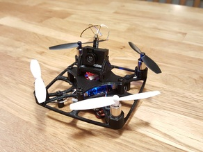 Brushed FPV Microquad