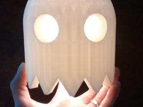 PacMan Ghost Lantern
