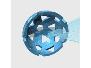 Geodesic 5V Hemisphere Pattern005