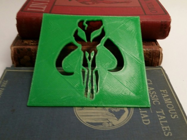 Verse Logo Boba Fett Mandalorian ...