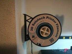 Quick Change Filament Spool Holder