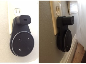 Amazon Echo Gen2 Outlet Mount