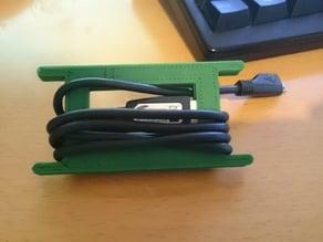USB Cord Wrap