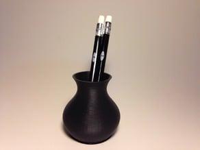 Customizable Bezier Vase
