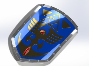 Link To The Past Shield