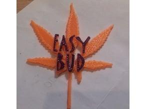 Easy Bud plant label