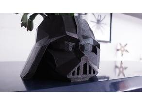 Vader Flower Pot