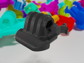 GoPro Mounting buckle