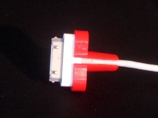 A Support for iPhone Cable