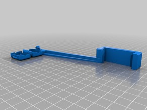 Prusa Mk3 Filament Guide with Filter