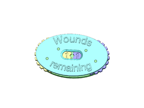 Simple Wound Counter