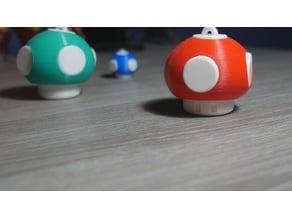 Champignon Mario - Mario Mushroom