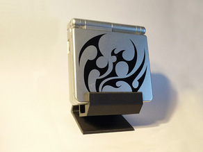 Game Boy Advance SP Stand