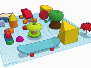 K-12 Skill Builder Lesson Plan - Tinkercad Navigation Race [Revised 11/28]