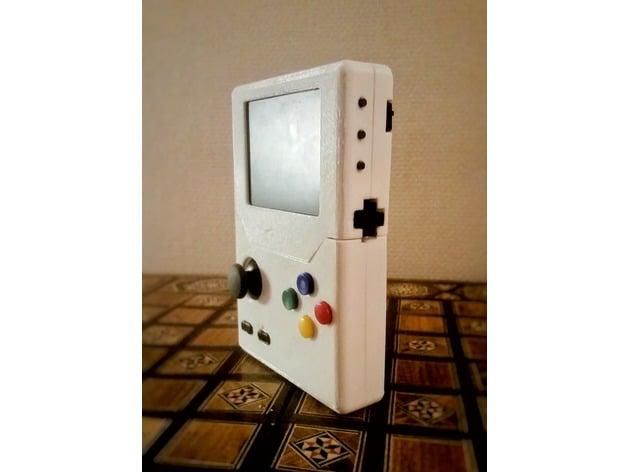 Super PiBoy 64 Retropie by Maxgayet - Thingiverse