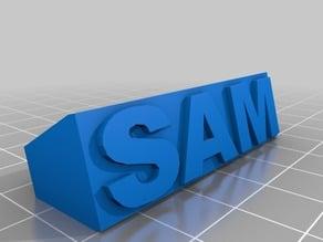 SAM Fist Ring
