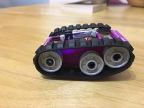 Tiny Trak Chassis for N20 Motors v1.0