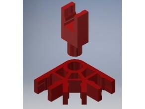 Knex red corner