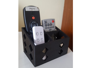 Remote Organizer - Simpler Version