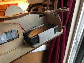 Solarbotics Gravitrack Battery Holder