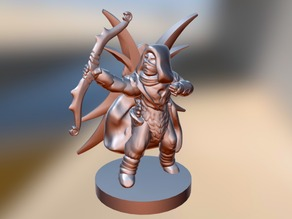 Starfall Aether Guard (18mm Scale)