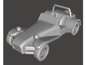 Super Seven model (Lotus, Catheram, Martin)