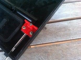 Multiplex 3030 and 3010 neck strap repair