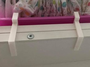 baby changing table extension