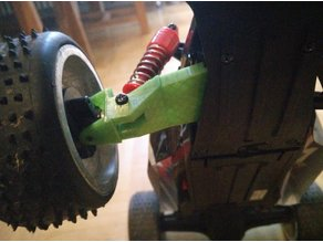 rc-car suspension/axis replacement