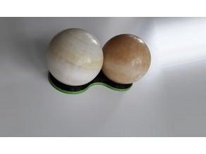 Baoding Balls stand (⌀ 47mm)