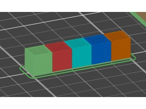 MMU2 filament change test