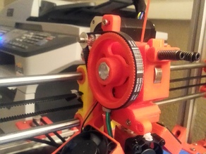 GT2 Pulley For L3K Extruder