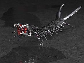 Centipede - mechanical