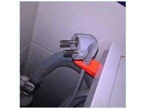 Power Plug Holder