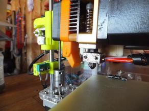 Mk8 Fan Shroud Adjustable