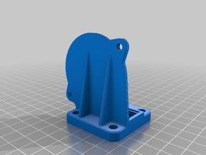 (3D Slash) fan_adapter_50mm_r3 trimmed edge...fits hero me