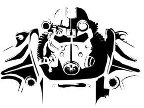 Fallout Stencil